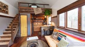 Airbnb Tiny House Airbnb Finds The Rustic Modern Tiny House 100 Days Of Sunshine