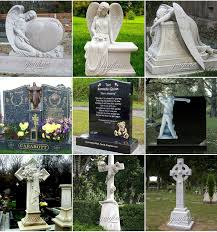 headstone designs granite angel cemetery monuments design headstones designs