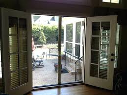 Patio French Doors With Blinds by Exterior Patio French Doors U2013 Smashingplates Us