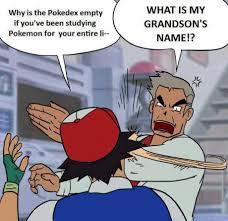Pokemon Logic Meme - pokemon logic