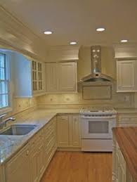 kitchen molding ideas hide kitchen soffit with molding and crown molding closing in