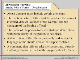 Bench Warrant Procedures T S Eliot U201cmacavity The Mystery Cat U201d 1939 Ppt Download