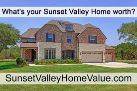 sunset valley home value what s your sunset valley
