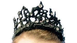 halloween crowns and tiaras diy black swan crown youtube