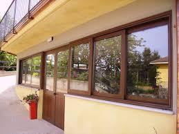 veranda a libro g l serramenti s n c verande di alluminio a battente