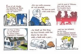 have a good thanksgiving ask a cartoonist take your poet to work day blog comics kingdom