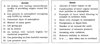 ncert solutions for class 7 geography social science chapter 4 air
