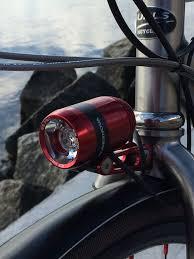 Supernova Lights Supernova Rear Light Mounted On Integrated Rear Rack My Bikes