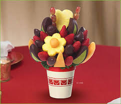 edible flower arrangements edible bouquets for mothers day edible fruit flower and candy