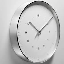 wall clocks max bill wall clocks numbers by junghans