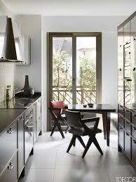 white kitchen cabinets black tile floor 26 gorgeous black white kitchens ideas for black white