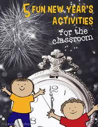 5 fun new year u0027s activities for the classroom around the kampfire