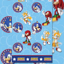 sonic the hedgehog party supplies sonic the hedgehog tablecover sonic the hedgehog party party ark