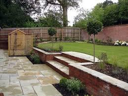 Sloping Garden Ideas Photos Garden Design For Sloping Garden Ideas