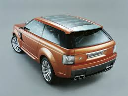 range rover sport concept two door luxury range rover coupé reportedly under scrutiny