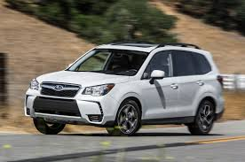 subaru forester old model 2014 motor trend suv of the year winner subaru forester truck trend