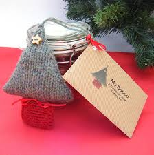 tree decoration knitting kit by my baboo