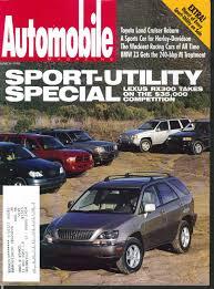 automobile toyota automobile toyota land cruiser lexus rx300 harley davidson bmw z3