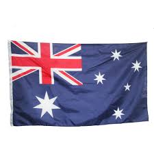 Flag Hanging 90 X 60cm Australia Aussie National Flag Hanging Flag Polyester