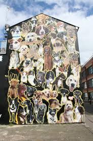 brighton festival mural 2016 for the love of dogs