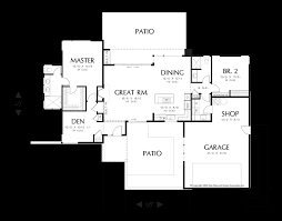 mascord house plan 1163a the queensbury