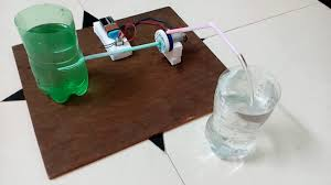 Projects To Do At Home by How To Make Electric Water Pump At Home Easy Way Youtube