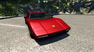 minecraft ferrari ferrari f40 for beamng drive