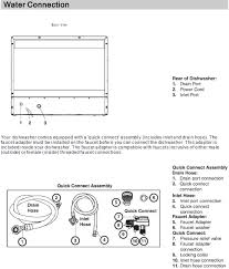 Dishwasher Leaks Water Spt Countertop Dishwasher Parts U0026 Manual For Repairs