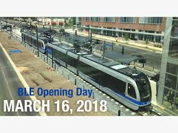 light rail schedule charlotte nc light rail extension in north charlotte to open march 16 charlotte
