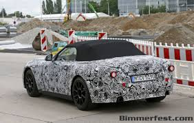 spy photos 2018 bmw z5 to replace aged z4 in 2017 bimmerfest