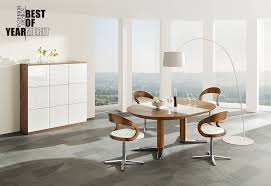 Delighful Modern Dining Room Table Size Of Adorable White And - White modern dining room sets