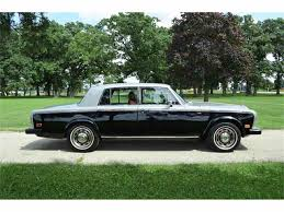chrysler rolls royce 1979 rolls royce silver shadow for sale classiccars com cc 912238