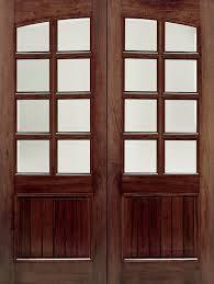 wooden door designs front door custom double solid wood with american walnut