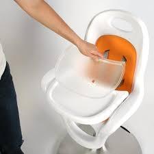 Boon High Chair Reviews Amazon Com Boon Flair Elite Pneumatic Pedestal Highchair With
