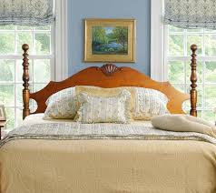 headboards and bed frames handcrafted solid wood eldred