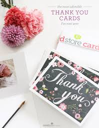 the most adorable thank you cards i ve sent cardstore