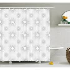 Window And Shower Curtain Sets Polka Dot Shower Curtains You U0027ll Love Wayfair