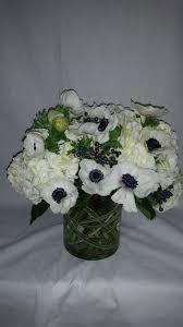 white floral arrangements gorgeous black and white floral arrangements nyc park avenue
