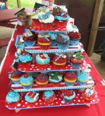 dr seuss cupcakes dr seuss cupcake tower danielle s cupcakes and sweet treats