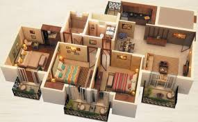 1800 sq ft 3 bhk 3t apartment for sale in ats green dolce zeta