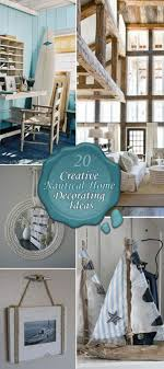 themed home decor best 25 nautical home decorating ideas on nautical