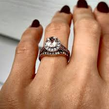 unique engagements rings images Discover the best cognac diamond engagement ring jpg