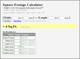 how do you figure square footage of a house square footage calculator new tool the siding blog