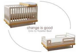 Crib Converts To Bed Oeuf Eco Friendly Convertable Crib Sustainable Furniture