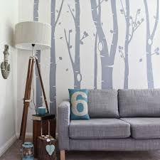 wall decals beautiful forest tree wall decals 98 birch tree