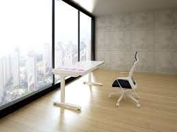 Height Adjustable Desks by Modern Electronic Height Adjustable Desk With W Charger From