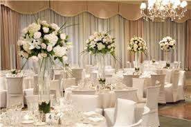 bridal decorations delicacy fragrances and an wedding decor with flowers