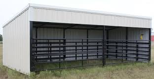 Show Steer Barns Sheds Portable Livestock Shelters Calving And Loafing Sheds And