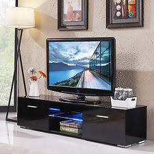 tv stand cabinet with drawers high gloss black tv stand unit cabinet 2 drawers console furniture