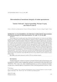 stress pattern sperm adalah the hypo osmotic swelling test in fresh pdf download available